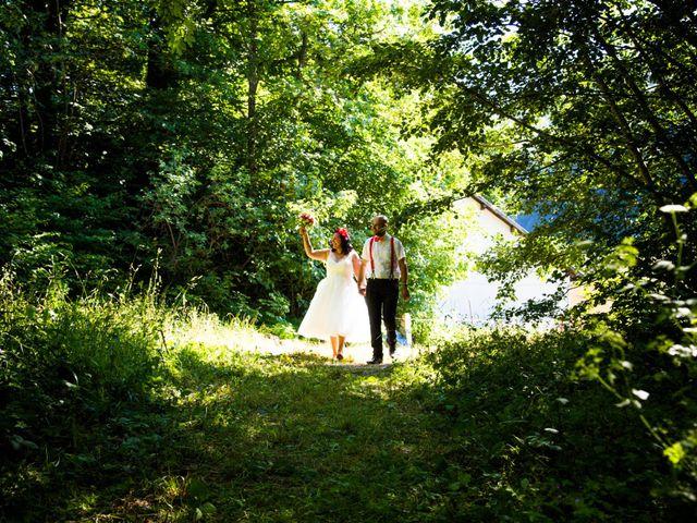 Le mariage de Bertrand et Catherine à Laffrey, Isère 13