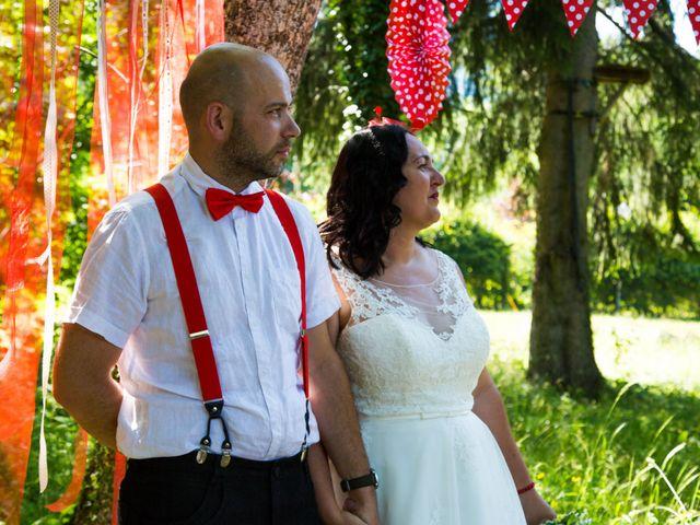 Le mariage de Bertrand et Catherine à Laffrey, Isère 14