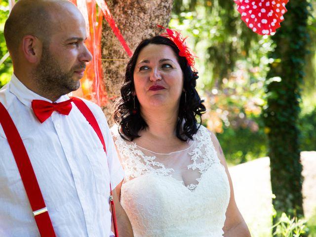 Le mariage de Bertrand et Catherine à Laffrey, Isère 15