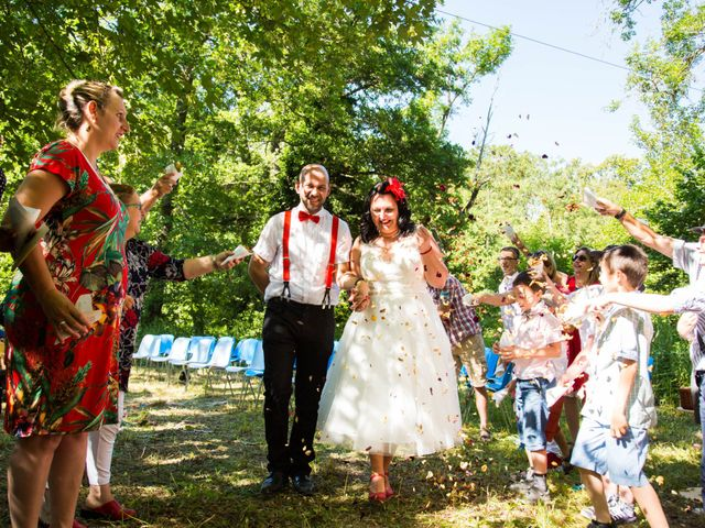 Le mariage de Bertrand et Catherine à Laffrey, Isère 20