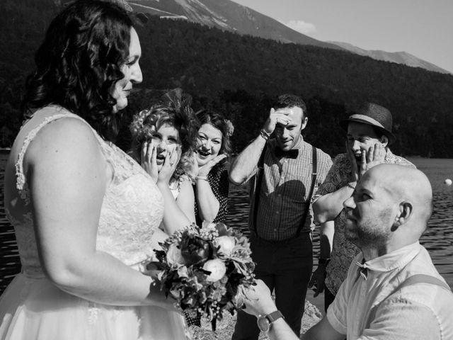 Le mariage de Bertrand et Catherine à Laffrey, Isère 22