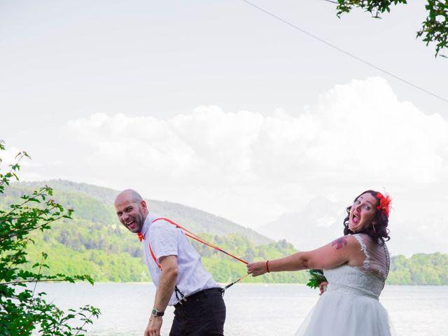 Le mariage de Bertrand et Catherine à Laffrey, Isère 28