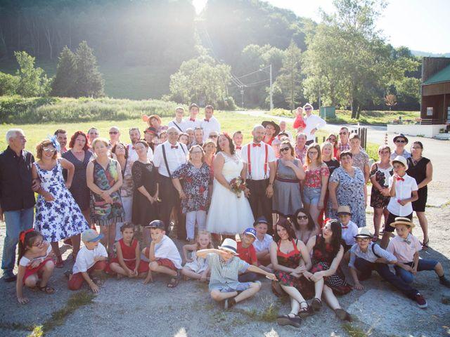 Le mariage de Bertrand et Catherine à Laffrey, Isère 30