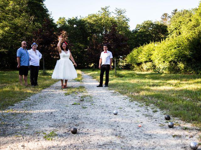 Le mariage de Bertrand et Catherine à Laffrey, Isère 35