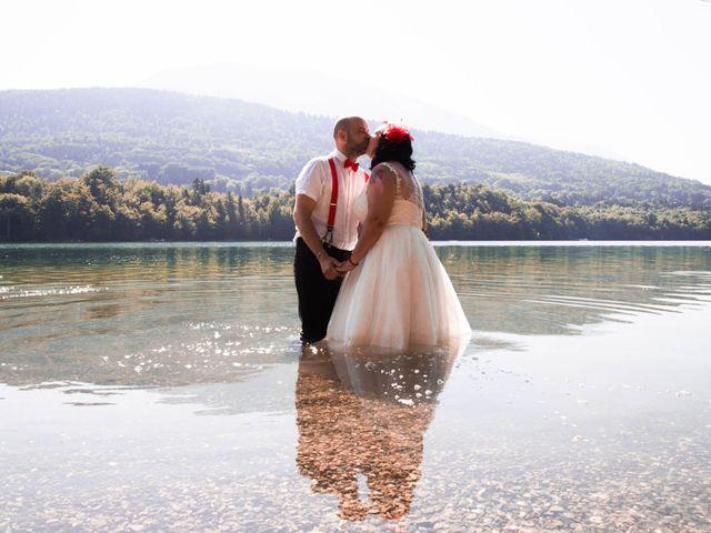 Le mariage de Bertrand et Catherine à Laffrey, Isère 46