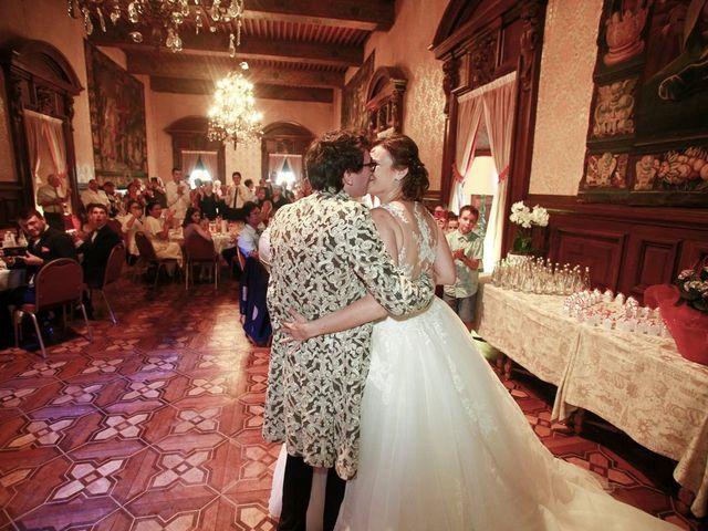 Le mariage de Thibaut et Ludivine à Perrignier, Haute-Savoie 21