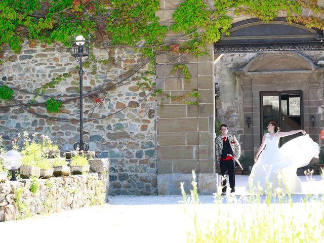 Le mariage de Thibaut et Ludivine à Perrignier, Haute-Savoie 27
