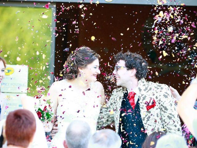 Le mariage de Ludivine et Thibaut