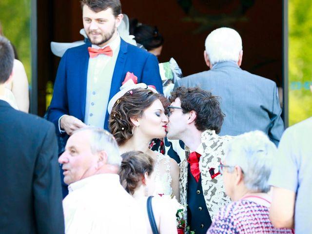 Le mariage de Thibaut et Ludivine à Perrignier, Haute-Savoie 31