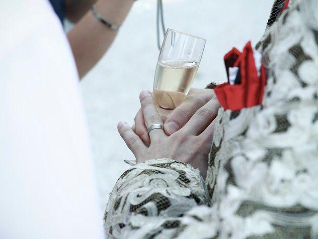 Le mariage de Thibaut et Ludivine à Perrignier, Haute-Savoie 38