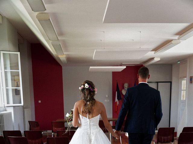 Le mariage de Clément et Coraline à Gevigney-et-Mercey, Haute-Saône 10