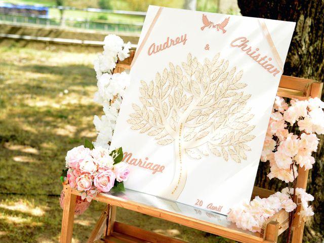 Le mariage de Christian et Audrey à Saint-Georges-de-Reneins, Rhône 4
