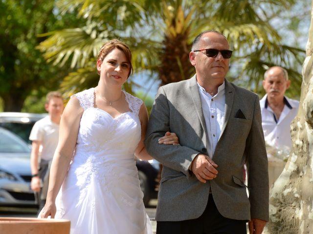 Le mariage de Christian et Audrey à Saint-Georges-de-Reneins, Rhône 9