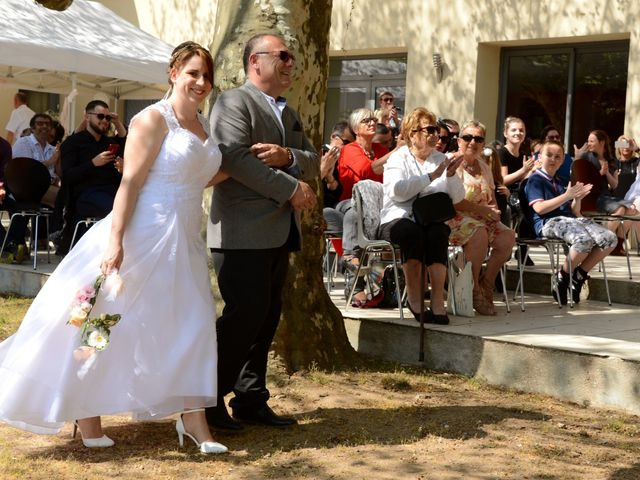Le mariage de Christian et Audrey à Saint-Georges-de-Reneins, Rhône 11