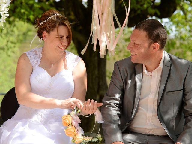 Le mariage de Christian et Audrey à Saint-Georges-de-Reneins, Rhône 18