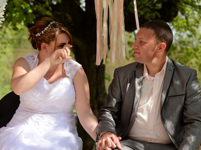 Le mariage de Christian et Audrey à Saint-Georges-de-Reneins, Rhône 20