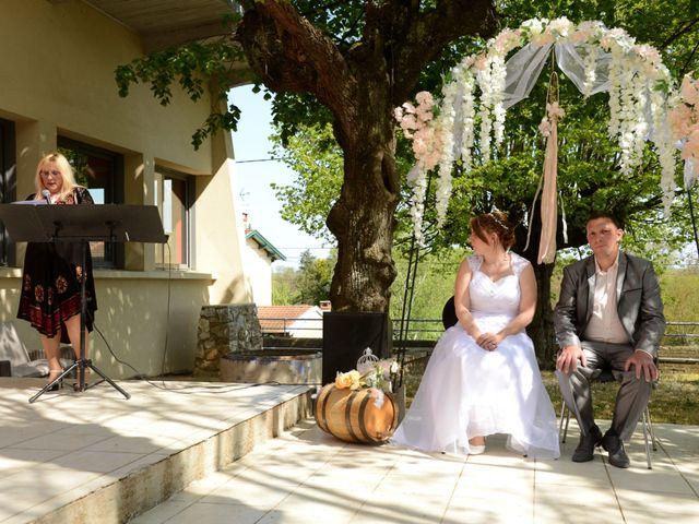 Le mariage de Christian et Audrey à Saint-Georges-de-Reneins, Rhône 22