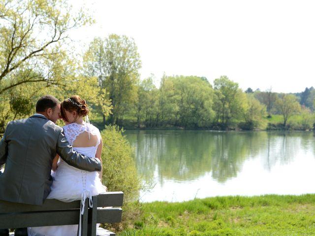 Le mariage de Christian et Audrey à Saint-Georges-de-Reneins, Rhône 91