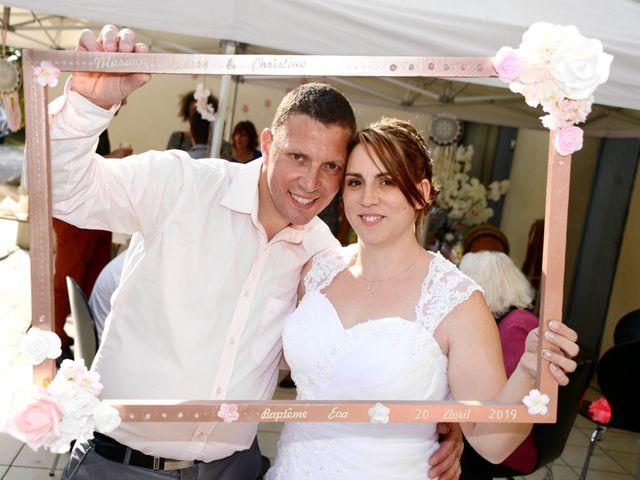 Le mariage de Christian et Audrey à Saint-Georges-de-Reneins, Rhône 113