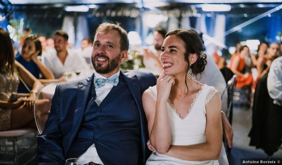 Le mariage de William et Florence à Bohars, Finistère