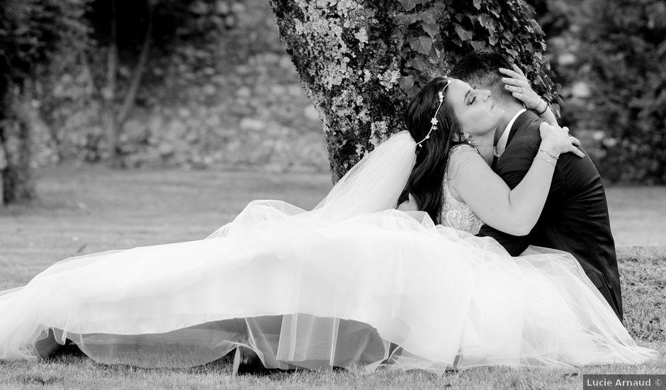 Le mariage de Maxence et Julie à La Motte-Servolex, Savoie