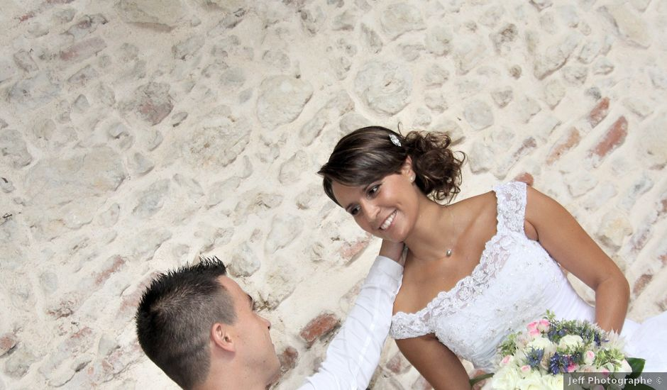 Le mariage de Jérôme et Delphine à Gradignan, Gironde