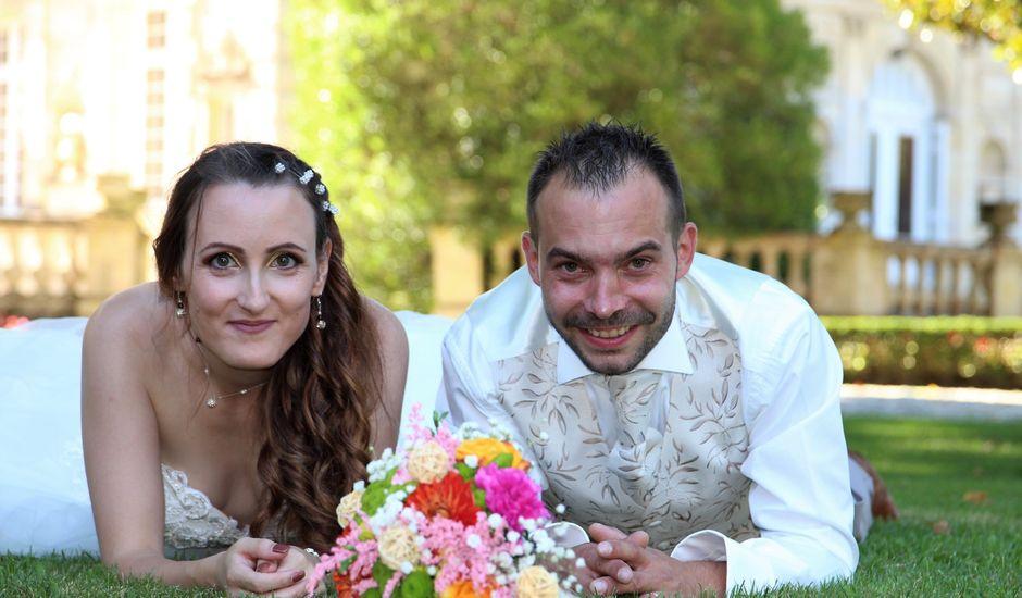 Le mariage de Sébastien et Emilie  à Arcins, Gironde