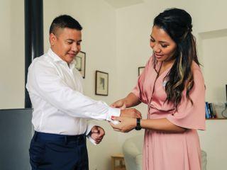 Le mariage de Émilie et Pathana 3