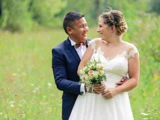 Le mariage de Émilie et Pathana
