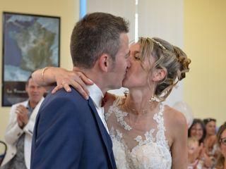 Le mariage de Caroline et Anthony