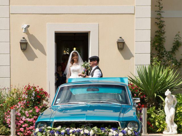 Le mariage de Julien et Marina à Saint-Ouen-l'Aumône, Val-d'Oise 19
