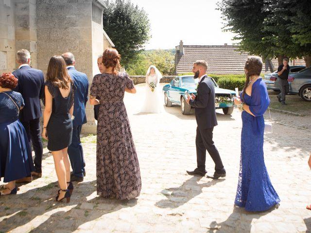 Le mariage de Julien et Marina à Saint-Ouen-l'Aumône, Val-d'Oise 24