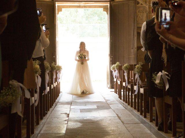 Le mariage de Julien et Marina à Saint-Ouen-l'Aumône, Val-d'Oise 25