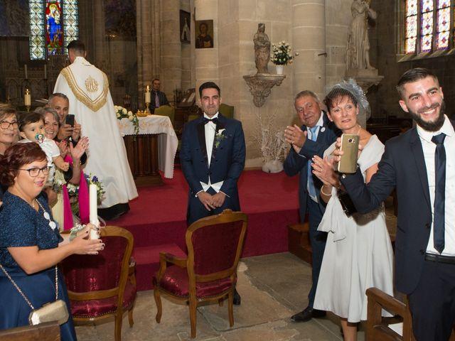 Le mariage de Julien et Marina à Saint-Ouen-l'Aumône, Val-d'Oise 27