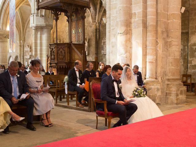 Le mariage de Julien et Marina à Saint-Ouen-l'Aumône, Val-d'Oise 33