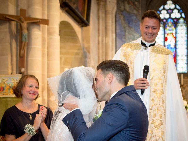 Le mariage de Julien et Marina à Saint-Ouen-l'Aumône, Val-d'Oise 45