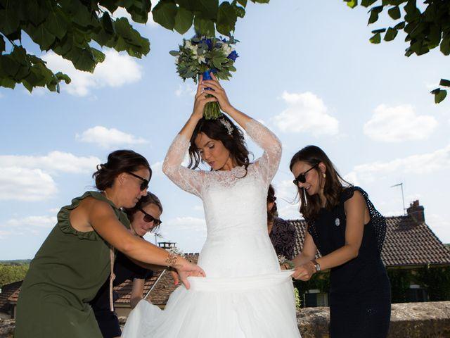 Le mariage de Julien et Marina à Saint-Ouen-l'Aumône, Val-d'Oise 63