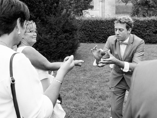 Le mariage de Julien et Marina à Saint-Ouen-l'Aumône, Val-d'Oise 77
