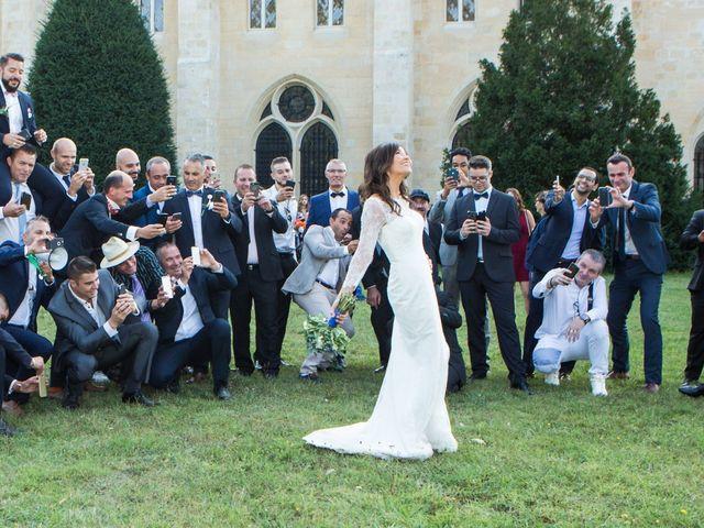 Le mariage de Julien et Marina à Saint-Ouen-l'Aumône, Val-d'Oise 84
