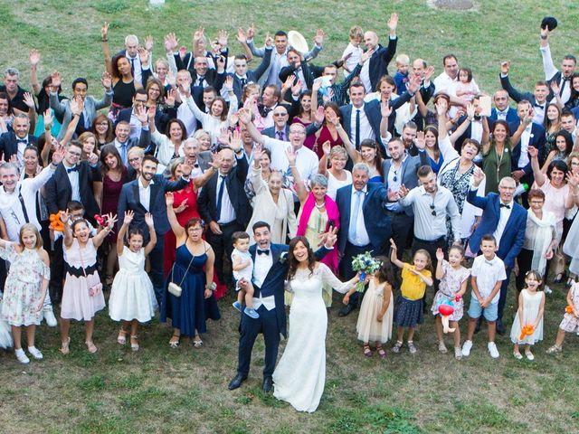 Le mariage de Julien et Marina à Saint-Ouen-l'Aumône, Val-d'Oise 87