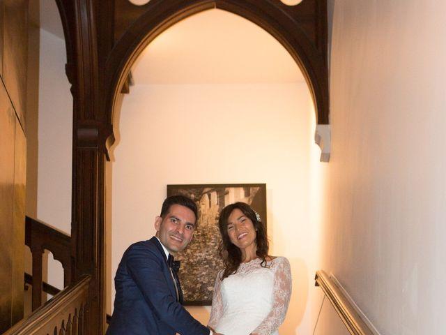 Le mariage de Julien et Marina à Saint-Ouen-l'Aumône, Val-d'Oise 90