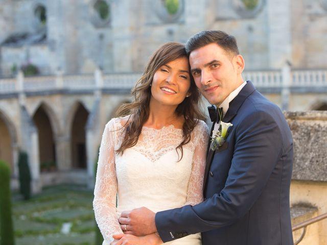 Le mariage de Julien et Marina à Saint-Ouen-l'Aumône, Val-d'Oise 91