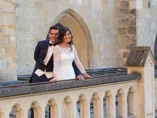 Le mariage de Julien et Marina à Saint-Ouen-l'Aumône, Val-d'Oise 92