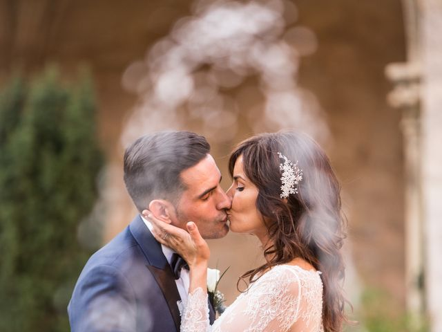 Le mariage de Julien et Marina à Saint-Ouen-l'Aumône, Val-d'Oise 100