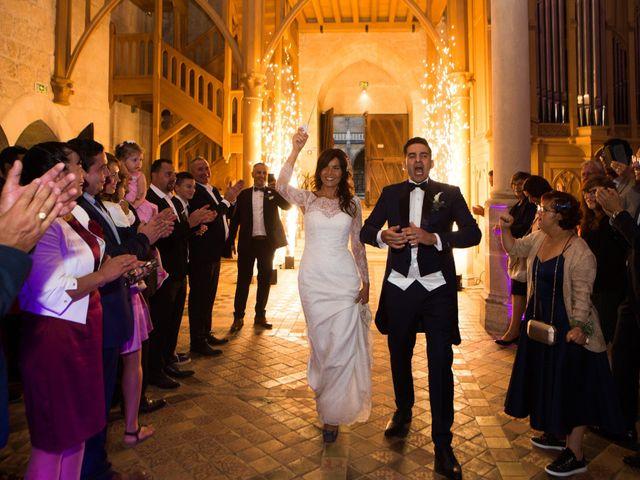 Le mariage de Julien et Marina à Saint-Ouen-l'Aumône, Val-d'Oise 108