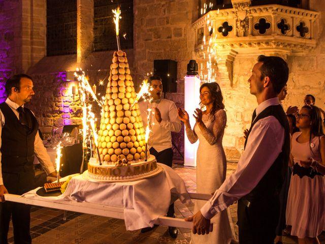 Le mariage de Julien et Marina à Saint-Ouen-l'Aumône, Val-d'Oise 129