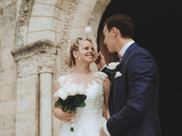 Le mariage de Lucia et David à Vernou-sur-Brenne, Indre-et-Loire 2