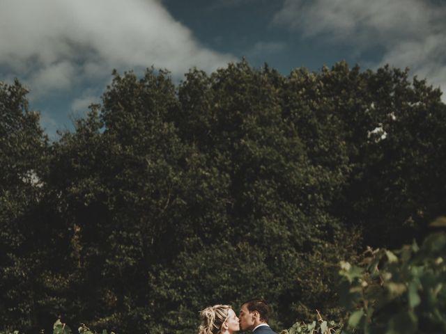 Le mariage de Lucia et David à Vernou-sur-Brenne, Indre-et-Loire 1