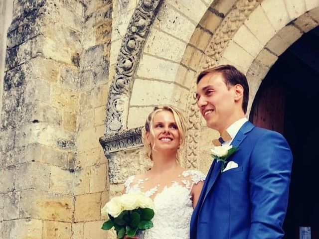 Le mariage de Lucia et David à Vernou-sur-Brenne, Indre-et-Loire 3