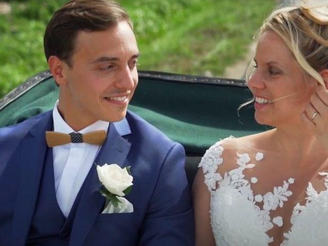 Le mariage de Lucia et David à Vernou-sur-Brenne, Indre-et-Loire 8